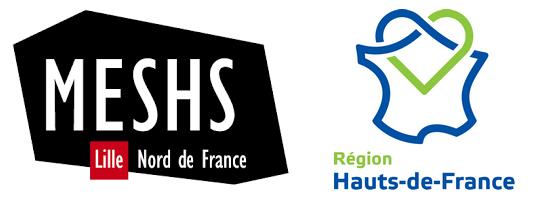 logos MESH Region Hauts-de-France