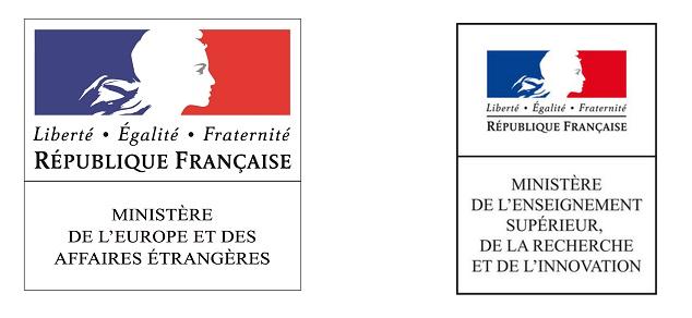 logos MEAE MESRI