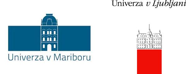 logo université Maribor et Ljubliana